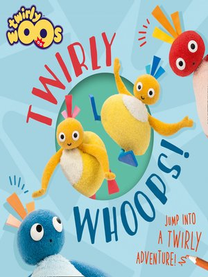 cover image of Twirlywhoops!