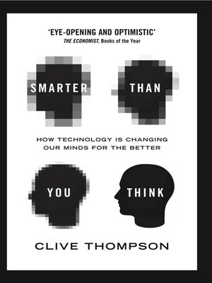 cover image of Smarter Than You Think
