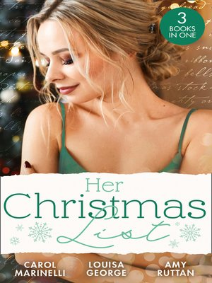 cover image of Her Christmas List