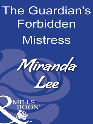 cover image of The Guardian's Forbidden Mistress