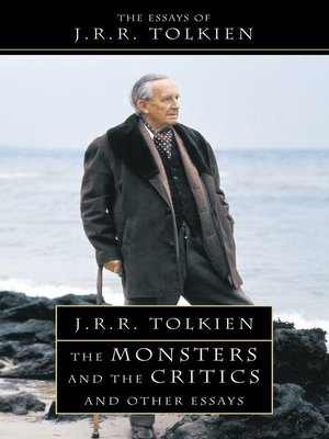 cover image of The Monsters and the Critics