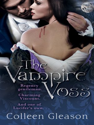 cover image of The Vampire Voss