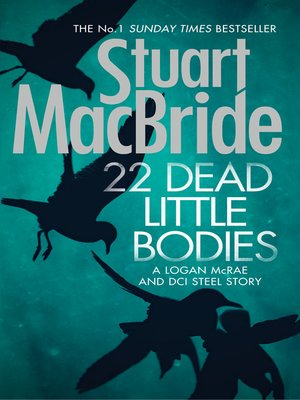 cover image of 22 Dead Little Bodies