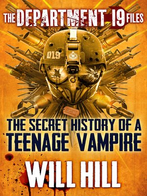 cover image of The Secret History of a Teenage Vampire