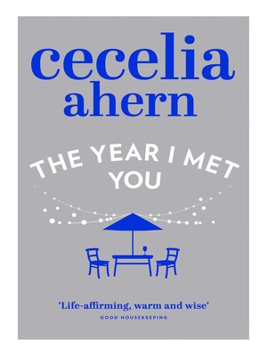 cover image of The Year I Met You
