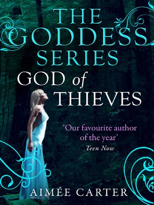 cover image of God of Thieves