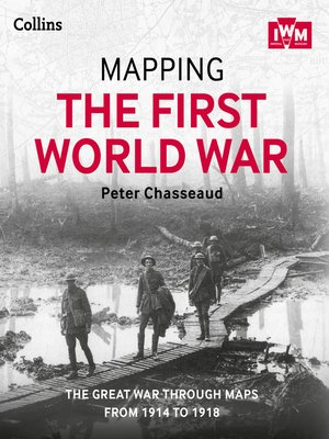 cover image of Mapping the First World War