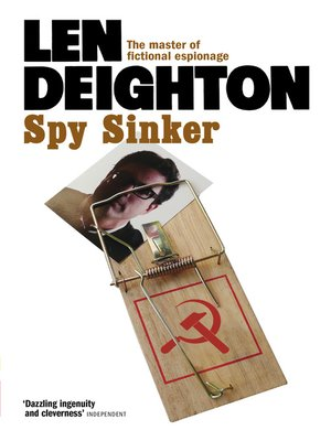 cover image of Spy Sinker