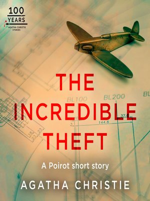 cover image of The Incredible Theft