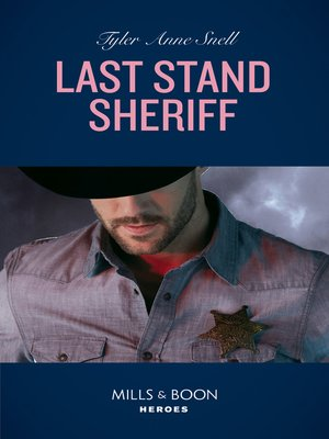 cover image of Last Stand Sheriff