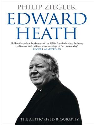 cover image of Edward Heath
