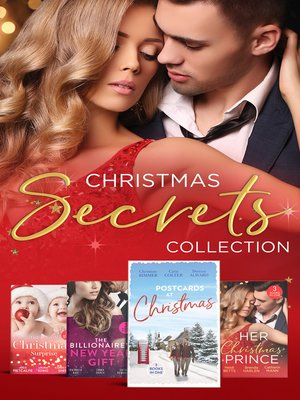 cover image of Christmas Secrets Collection