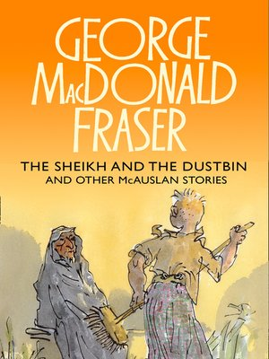 cover image of The Sheik and the Dustbin