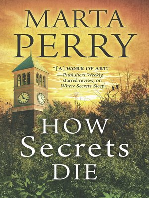 cover image of How Secrets Die