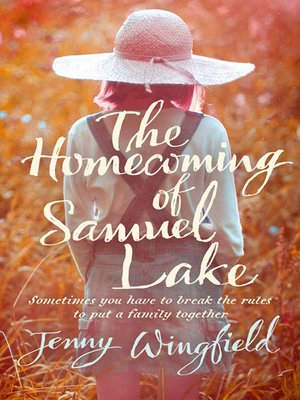 cover image of The Homecoming of Samuel Lake