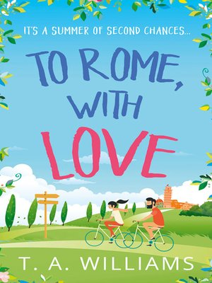 cover image of To Rome, with Love
