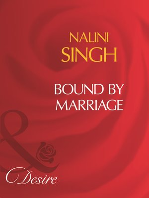 cover image of Bound by Marriage