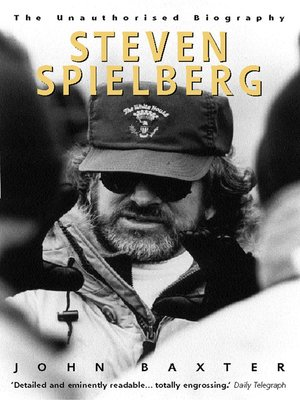 cover image of Steven Spielberg (Text Only)