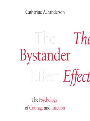 cover image of The Bystander Effect