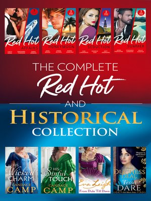 cover image of The Complete Red-Hot and Historical Collection