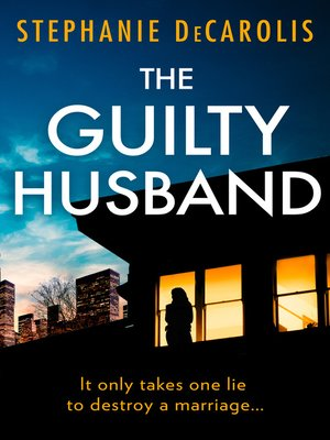 cover image of The Guilty Husband