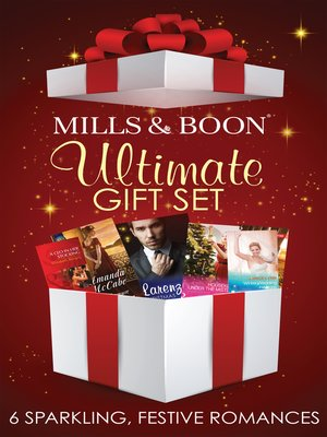 cover image of Mills & Boon Christmas Set