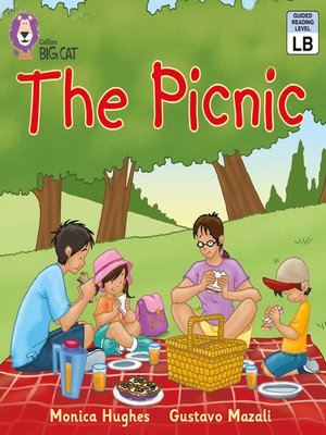 cover image of Collins Big Cat – the Picnic