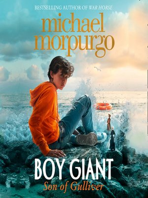 cover image of Boy Giant