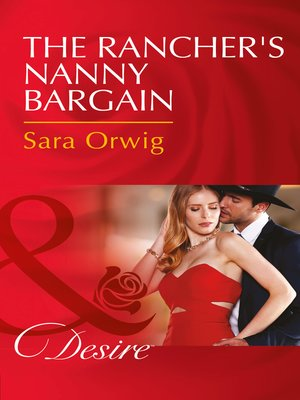 cover image of The Rancher's Nanny Bargain