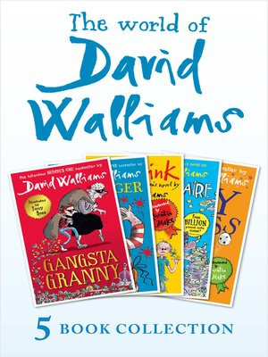 cover image of The World of David Walliams 5 Book Collection (The Boy in the Dress, Mr Stink, Billionaire Boy, Gangsta Granny, Ratburger)