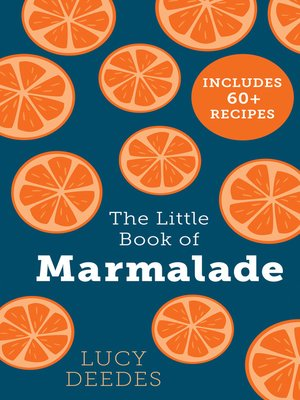 cover image of The Little Book of Marmalade