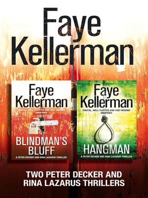 cover image of Peter Decker 2-Book Thriller Collection