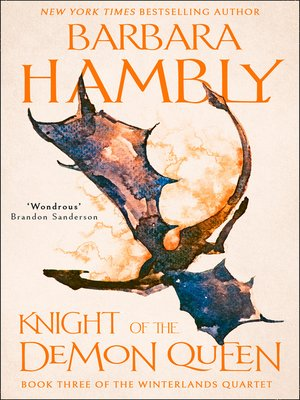 cover image of Knight of the Demon Queen