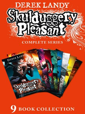 cover image of Skulduggery Pleasant--The Complete Series, Books 1-9