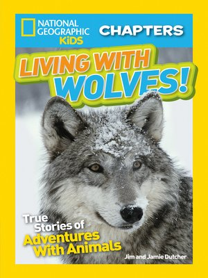 cover image of Living With Wolves!