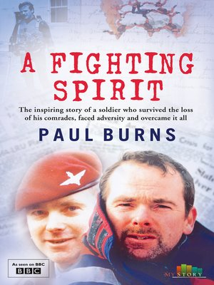 cover image of A Fighting Spirit