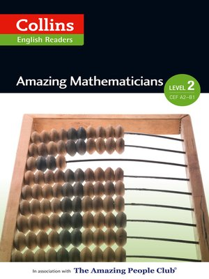 cover image of Amazing Mathematicians