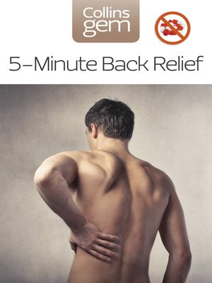 cover image of 5-Minute Back Relief
