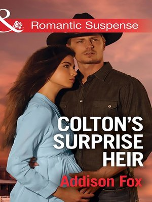 cover image of Colton's Surprise Heir