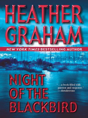 cover image of Night of the Blackbird
