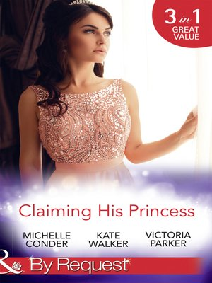 cover image of Claiming His Princess