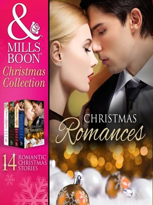 cover image of Christmas Romance Collection