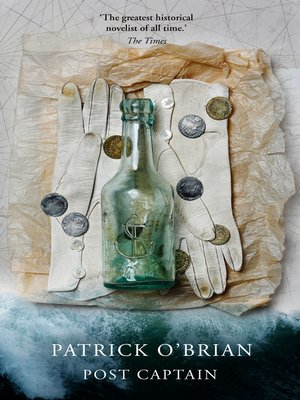 cover image of Post Captain