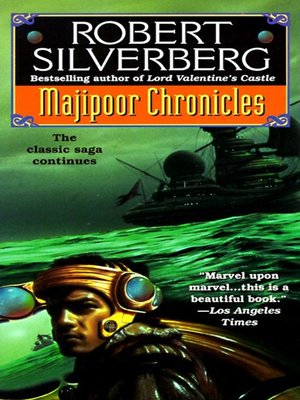 cover image of Majipoor Chronicles