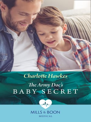 cover image of The Army Doc's Baby Secret