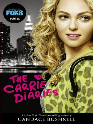 cover image of The Carrie Diaries (TV tie-in)