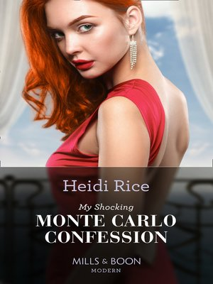 cover image of My Shocking Monte Carlo Confession