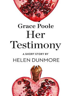 cover image of Grace Poole Her Testimony