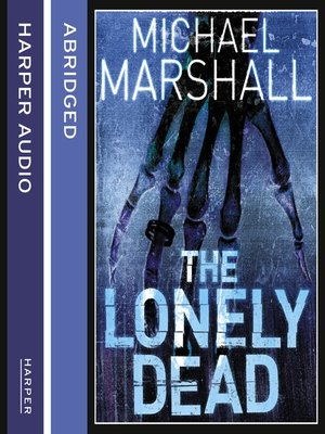 cover image of The Lonely Dead