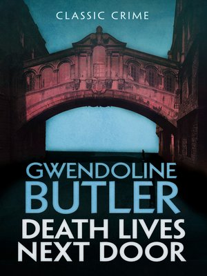 cover image of Death Lives Next Door